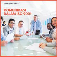 komunikasi dalam konsultan iso 9001
