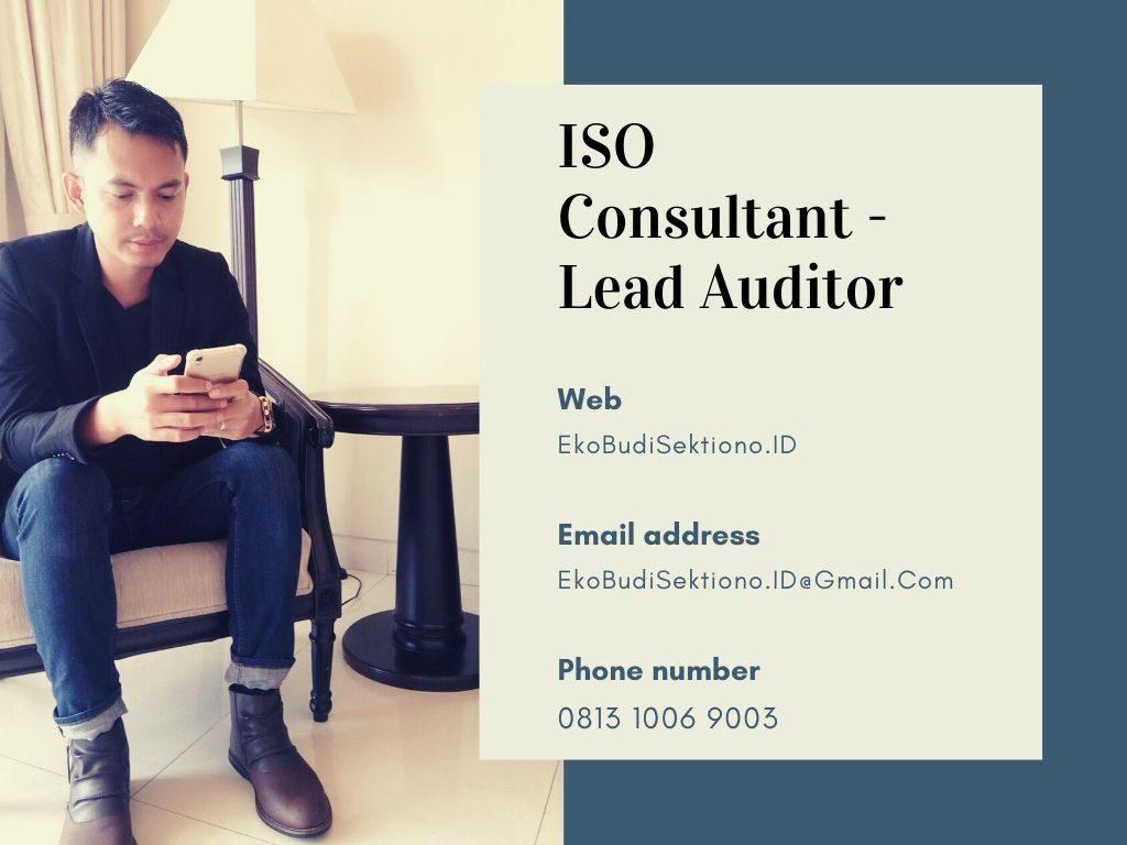 Konsultan ISO Terbaik