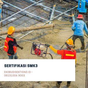 Cari Sertifikat SMK3  di Soppeng